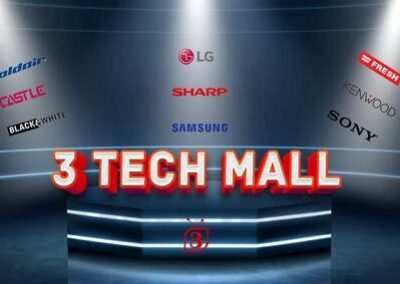 3 Tech mall